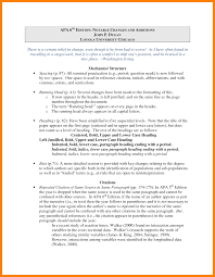 12 Apa Bibliography Example Hostess Resume