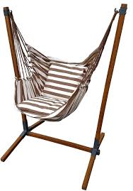 Baby Swing With Light Canopy Taupe Met Standard Outstanding Bamboo Chair Swing For Adults