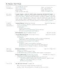 Overleaf Resume Template Cv Latex Template Free Postdoc Resume Templates Com 21