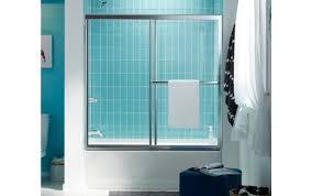 home menards corner depot custom sweep gorgeous single ove door bathtub frameless for shower sterling basco
