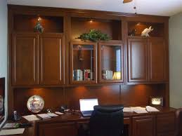 built in home office furniture. Pretty Home Office With Glass Doors Built In Furniture