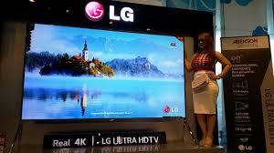 lg 98 inch tv. hands-on: lg 98-inch 98ub980t ultra hd tv lg 98 inch tv e