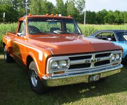 Woodall Industries - Chevy & GMC Truck History