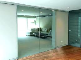 home office doors. Sliding Office Doors Large For Glass  Loft Dividers . Home