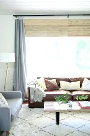 curtain colors for brown furniture full size of living with brown leather furniture leather sofa decor