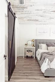 how to install your own reclaimed wood ceiling master bedroom update featured by top florida