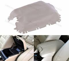replacement beige armrest leather skin car console armrest case cover for honda accord 2008 2009 2010 2016 2016 car styling p52 electronics for cars