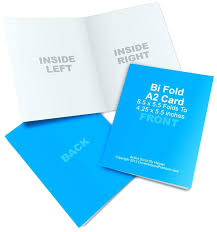 Free Blank Greeting Card Templates Simple Bi Fold Card Click Here To Enlarge Folded Template Free Blank