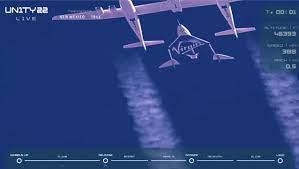 Richard Branson space flight ...