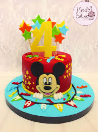 Mickey Mouse Cake Smash Suitable Plus Mickey Mouse Birthday Cake