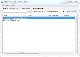 How To Add Or Remove Members From A Group In Outlook 2010