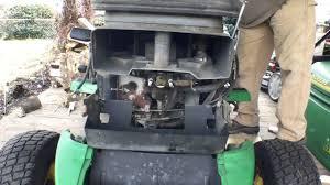 john deere engine surging fix