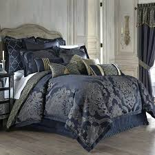 gold and silver bedding navy print amusing rose