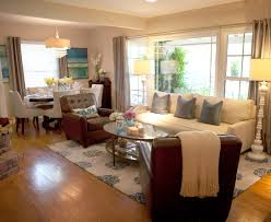 Paint Color Combinations For Small Living Rooms Small Kitchen And Living Room Combo Published In Dining Room