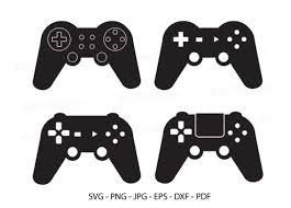 Steering wheel video game controller. Game Controller Graphic By Redcreations Creative Fabrica