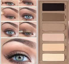 basics 2 natural smokey eyegreen eye makeup