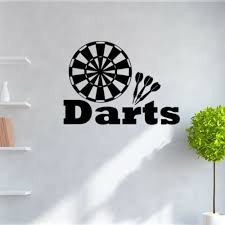 target darts wall decals removable wall