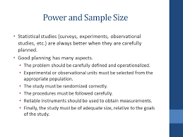Statistical Power Formula Sample Size And Power Calculation Ppt Download