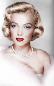 Marilyn Monroe Hairstyle 17 Best Images About Marilyn Monroe 3 Of 5 On Pinterest