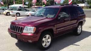2001 Jeep Grand Cherokee Limited 4X4 - View inventory at ...