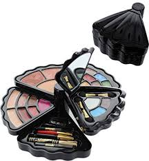 amazon br makeup set eyeshadows blush lip gloss mascara and more age makeup kit beauty