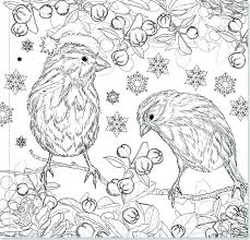winter animal coloring sheets pages plus animals scene girl with free cute color winter animal coloring sheets free