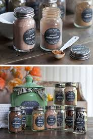 go farmhouse with these herb and e jar labels pic for 28 diy kitchen