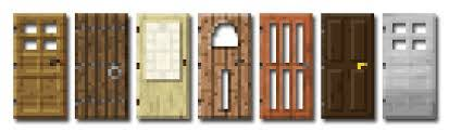 minecraft door. Doors Minecraft Door