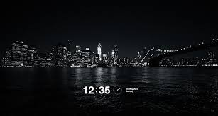 Screensaver Quotes Best Manhattan Night Screensaver