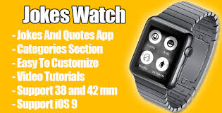 Watch Quotes Amazing Jokes Watch Apple Watch App For Jokes And Quotes By EmpireDigital