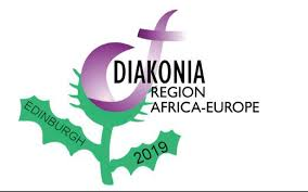 Image result for Diakonia region africa europe LOGO