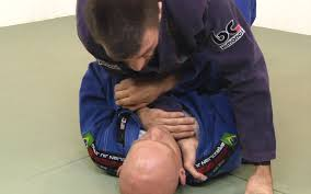 Image result for roger gracie cross choke