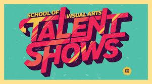 Talent Show Poster Designs The New Creators Sva Talent Shows 2018