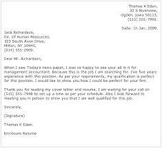 Audit Report Cover Letter Resume Cover Letter Internal Position