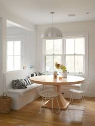 round bench seating.  Bench Round Table With Bench Seat Fanciful Dining Corner And Self Note That The  Home Design With Round Bench Seating N