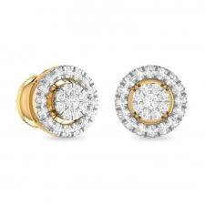 Diamond Designs Buy Diamond Earrings Online In Latest 2019 Designs At Best