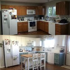 Milk Paint Kitchen Cabinets Kitchen Makeover In Millstone Milk Paint Posts Milk Paint And Milk