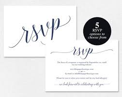 rsvp card template navy rsvp cards rsvp postcard rsvp template wedding rsvp cards