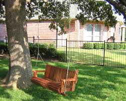 Tree Swings Garden Bench Swings Seat Only Built To Last Decades Forever