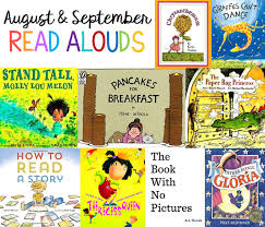 august and september read alouds september 14 2018