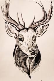 Resultado De Imagem Para Deer Design олень идеи для татуировок