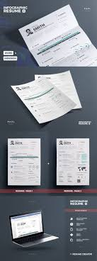 595 Best Resume Design Images On Pinterest Resume Cv Cv