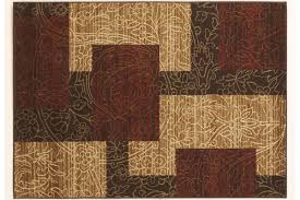 brown and white rug. Rosemont Medium Rug In Red/Brown/Gold By Ashley From Gardner-White Furniture Brown And White S