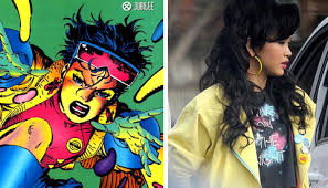 Do you have any favorite memories from the shoot that people might not know about yet? First Look At Lana Condor As X Men S Jubilee Character Media