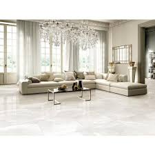 white tile flooring living room. Kodiak White Porcelain Tile White Tile Flooring Living Room E