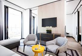 One Bedroom Balcony Suite King 1 Bedroom Suite With Balcony Brooklyn The William Vale