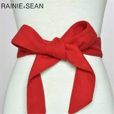 <b>RAINIE SEAN Leather</b> Belts For <b>Women</b> Small Bag Belt <b>Female</b> ...