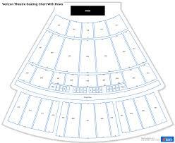 verizon theatre seating chart