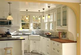 Kitchen Designs With Corner Sinks
