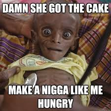 Hungry African Child memes | quickmeme via Relatably.com